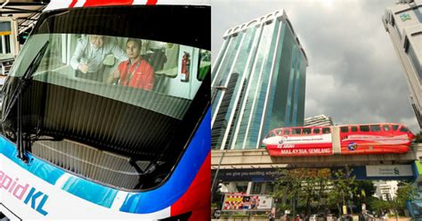No More Sardine-Packed Crowds As KL Monorail Rolls Out