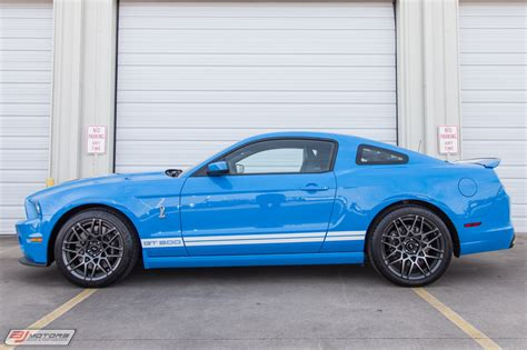 Used 2013 Ford Shelby GT500 GT500 For Sale ($51,995) | BJ