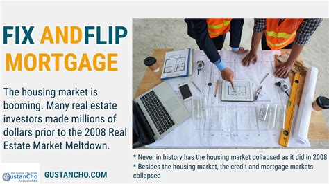 Fix And Flip Mortgage Guidelines For Real Estate Investors