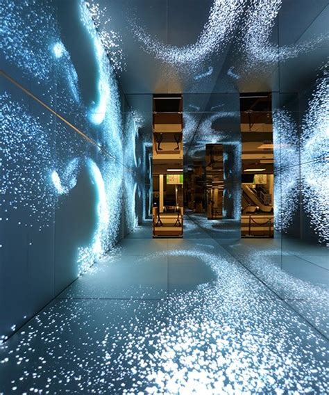 ASB glassfloor transforms floor and wall surfaces into