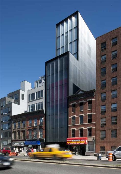 Sperone Westwater Gallery, Bowery New York - e-architect
