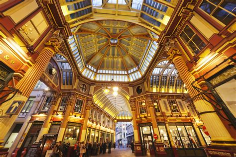Leadenhall Market: The Complete Guide