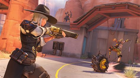 Overwatch creator admits Ashe's aim is broken, says a fix
