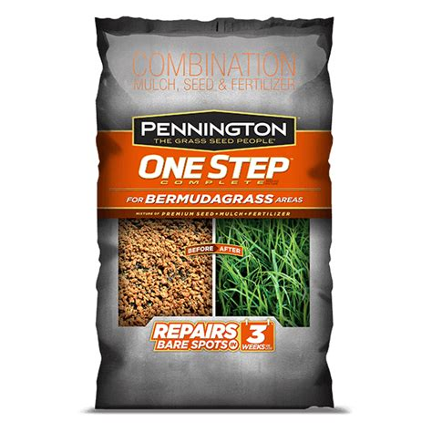 One Step Complete Bermudagrass - Grass Seed Repair Mix