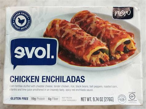 The Healthiest Frozen Foods in the Supermarket: Mexican