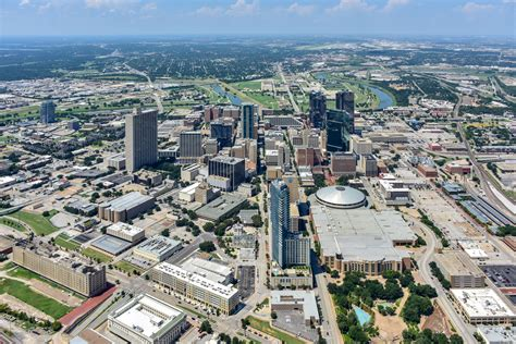 Fort Worth aerial photography, Fort Worth real estate