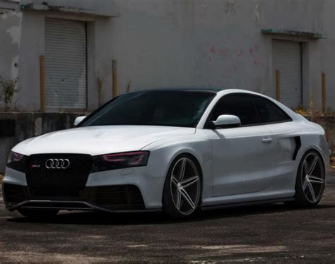 Audi - RS5 Tuned | By OSS Designs - Freshness Mag
