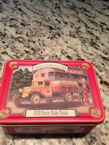 Texaco Collectors Club 1930 Chevy Stake Truck 1:43 Scale