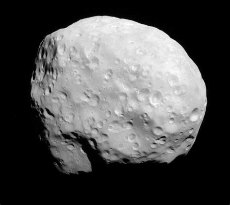 Cassini Takes New Images of Saturn's Small Moons: Atlas