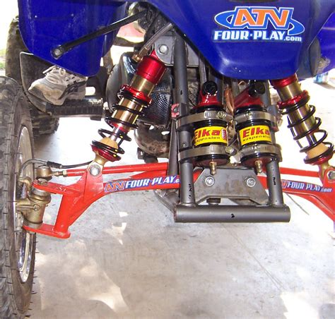A-Arms - ATV Four Play Mini Long Travel A-Arms for only
