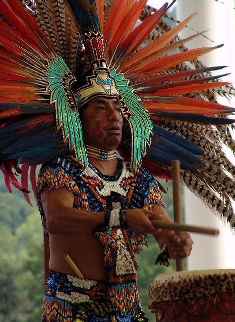 aztec drummer | Today Helen and i drove to the Cherokee