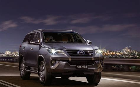 2018 Toyota Fortuner EXR Price in UAE, Specs & Review in