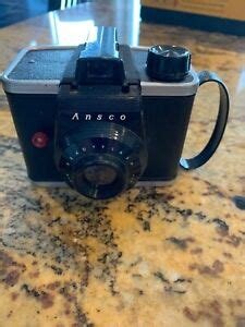 Vintage 1950s Ansco Readyflash Camera 620 Film made in