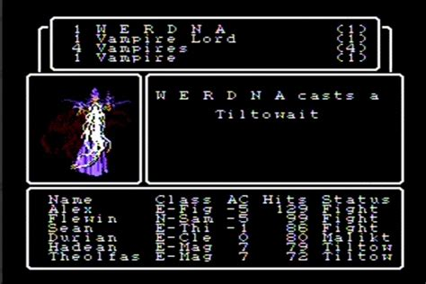 The RPG Consoler: Game 13: Wizardry: Proving Grounds of
