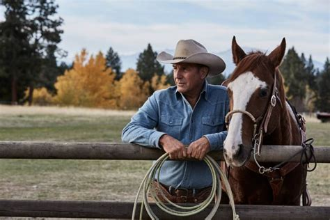 Cowboys and Ambition in Montana on Paramount Network's