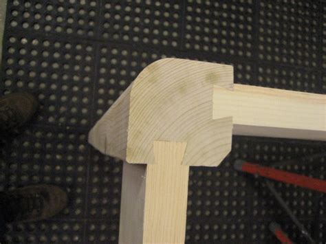 attaching apron to table legs - Woodworking Talk
