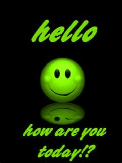 Hello! How are you today? :: Hello! :: MyNiceProfile