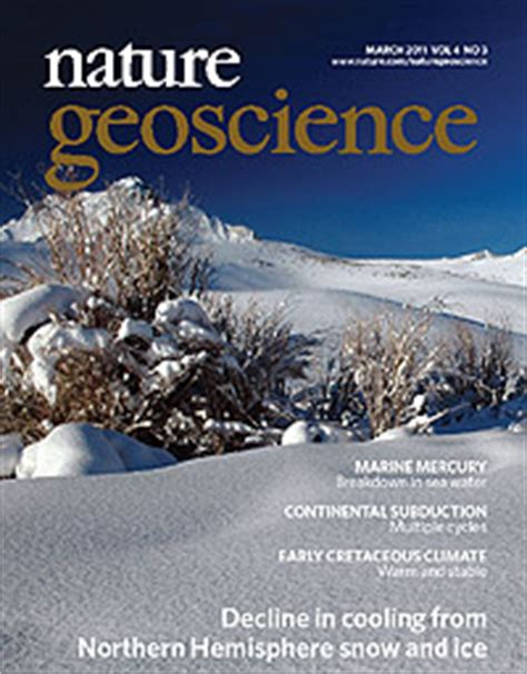Heike Langenberg Discusses the Rise of Nature Geoscience