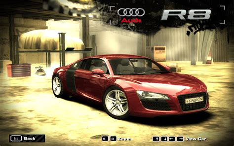Need For Speed Most Wanted Audi R8 (NFSPS) v2 | NFSCars