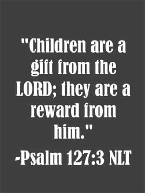 Baby Blessing Quotes Bible