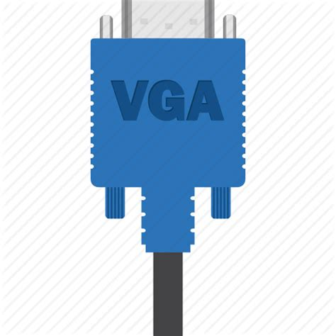 Library of vga port image freeuse png files Clipart Art 2019