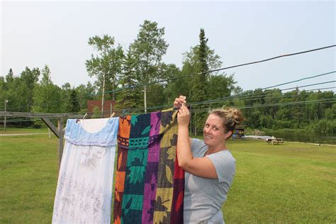 """Me Doing Laundry on my """"Vacation"""" 