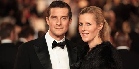Bear Grylls reveals he hid his wife's engagement ring up