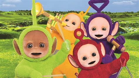 Alton Towers: Peter Rabbit and Teletubbies at CBeebies