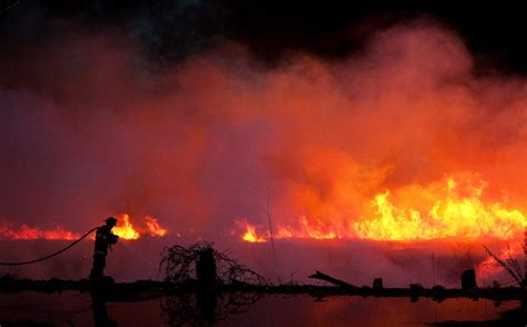 UM Professor Details the Effect of Climate Change on Wildfires