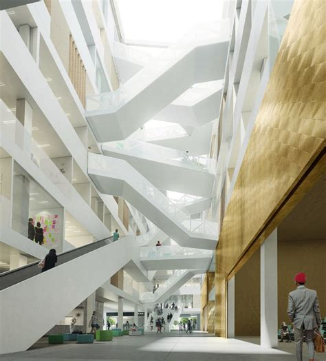 schmidt hammer lassen to realize dynamic campus for