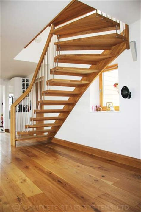 Open Staircase Cornwall   Spiral Staircases and Staircases