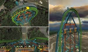 Will YOU brave the world's biggest drop ride? New Jersey