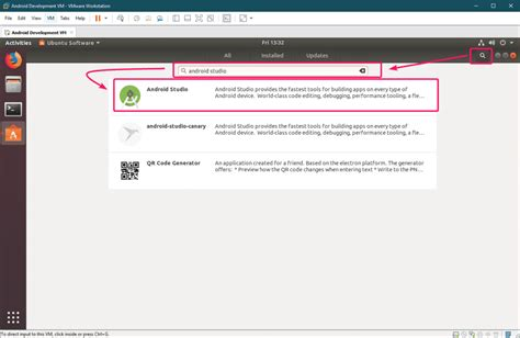 Setup VMware for Developing Android Apps with Android