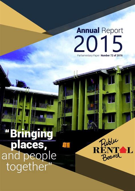 Annual Report   Housing Authority of Fiji