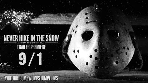 'Never Hike In The Snow' Trailer Is Here - PopHorror