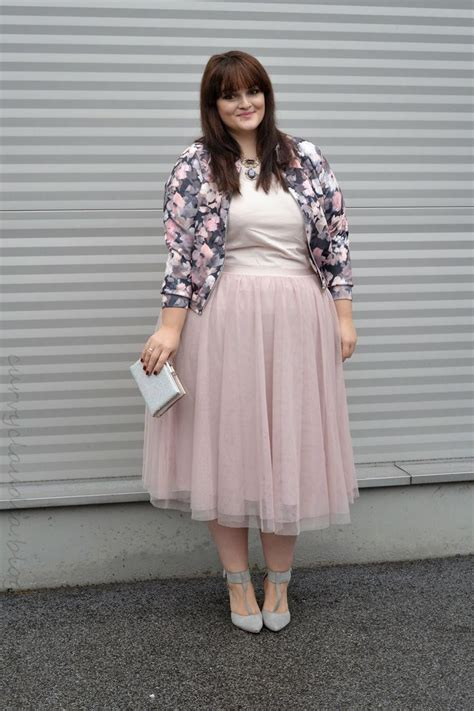 5 plus size skirts for romantic outfits - Page 4 of 5
