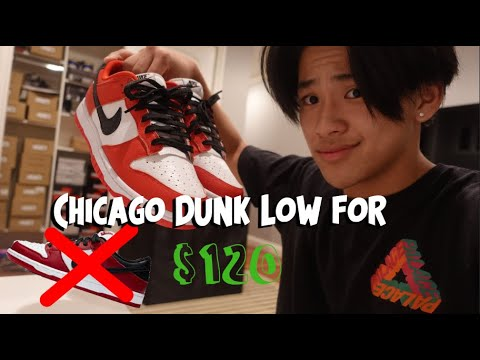 Ben & Jerry's x Nike SB Dunk Low Chunky Dunky On Feet Review