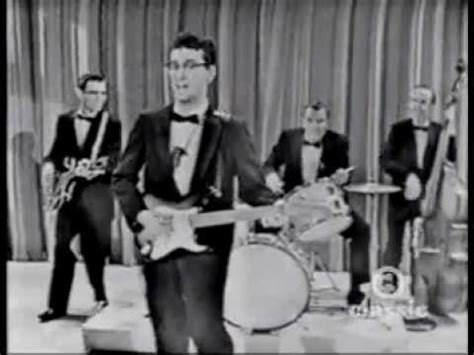 Buddy Holly - Peggy Sue Live - YouTube