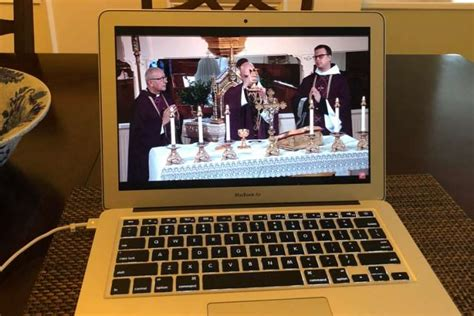 How, and why, to watch Mass online during coronavirus