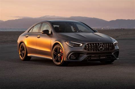2020 Mercedes-Benz CLA-Class Prices, Reviews, and Pictures