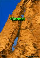 Carmel: Bible Cities - Resources for Ancient Biblical Studies