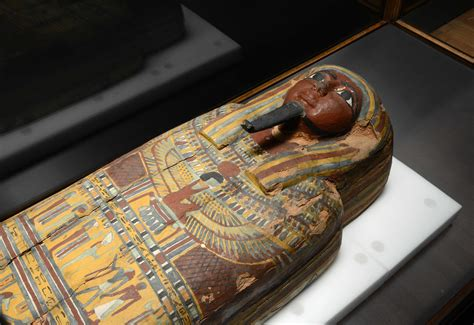Check out these photos from the Mummies exhibition at