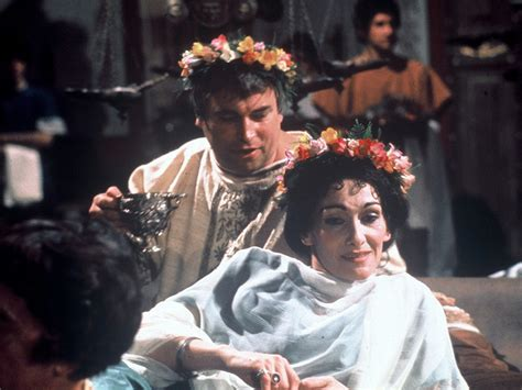 """Avengers in Time: 1976, Television: """"I, Claudius"""""""