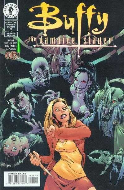 Buffy the Vampire Slayer #26 - The Heart of a Slayer Part