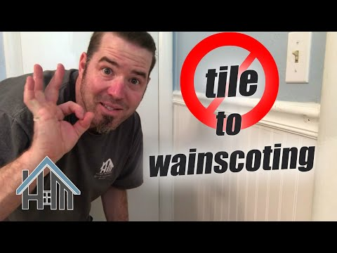Bathroom   Wainscoting Designs   This Old House