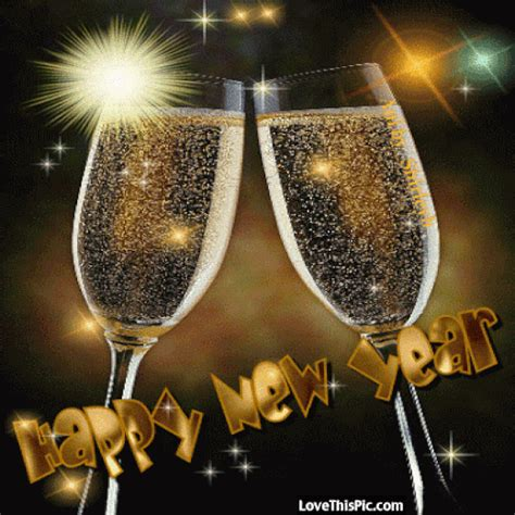 Happy New Year Champagne Pictures, Photos, and Images for