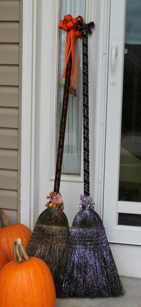 34 Witch-Themed Halloween Decorations To Create An