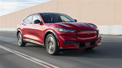 2021 Ford Mustang Mach-E Driven: Electric Mustang, Or