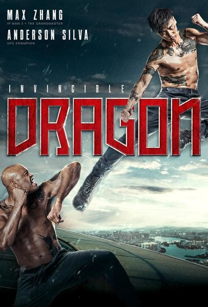 INVINCIBLE DRAGON (2020)   Official Movie Site   Well Go USA
