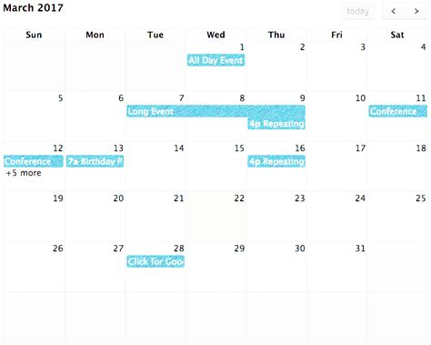 How to Include Full calendar in Angular 7? - Therichpost